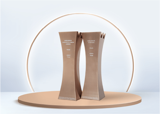 Bronze for Excellence in Marketing To A Female Audience 2018  for Shiseido Malaysia