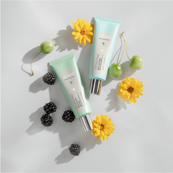 ARTISTRY Balancing Matte Day Lotion & Hydrating Day Lotion