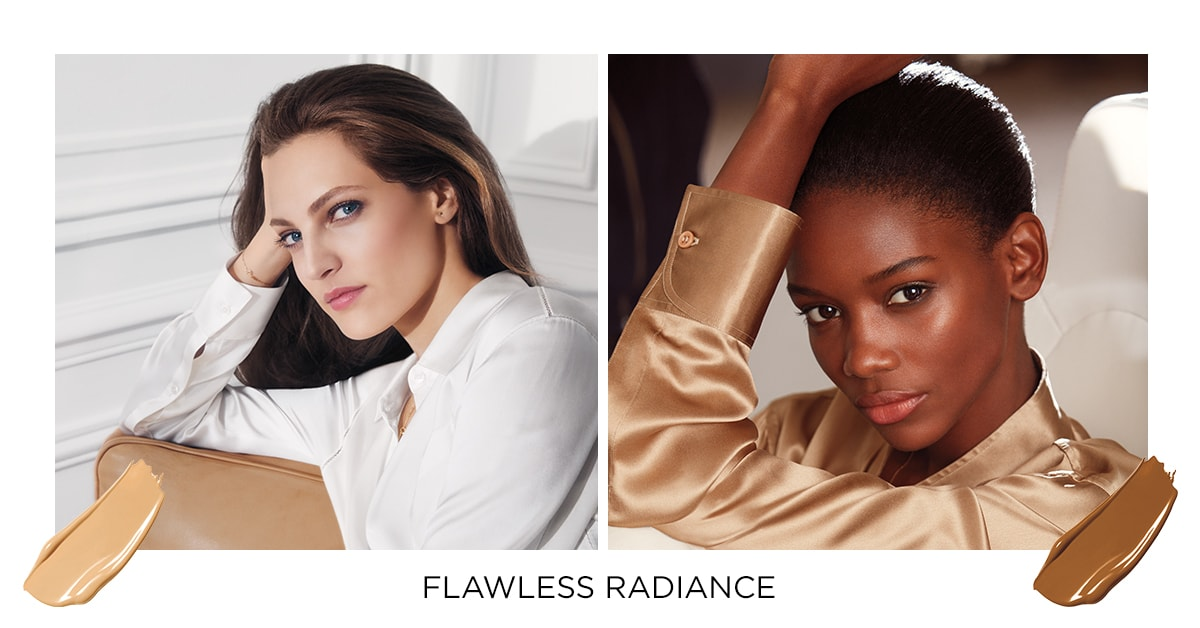 Laura Mercier MyFlawless Banner