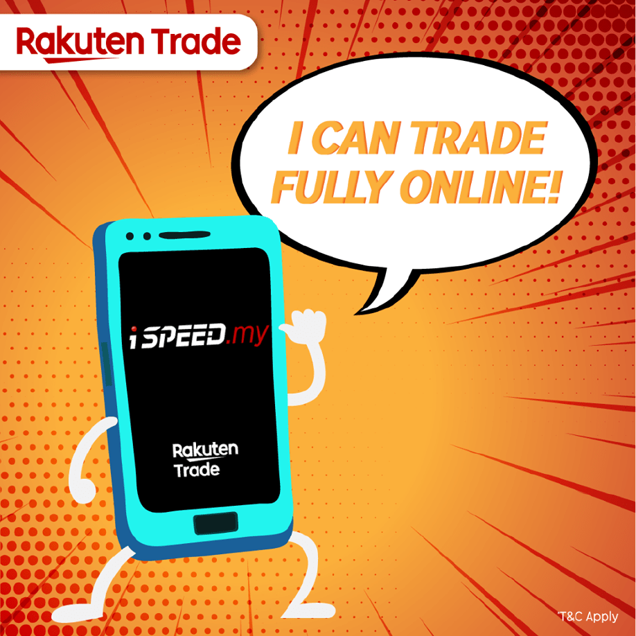 Rakuten Trade Facebook Ads Image 1