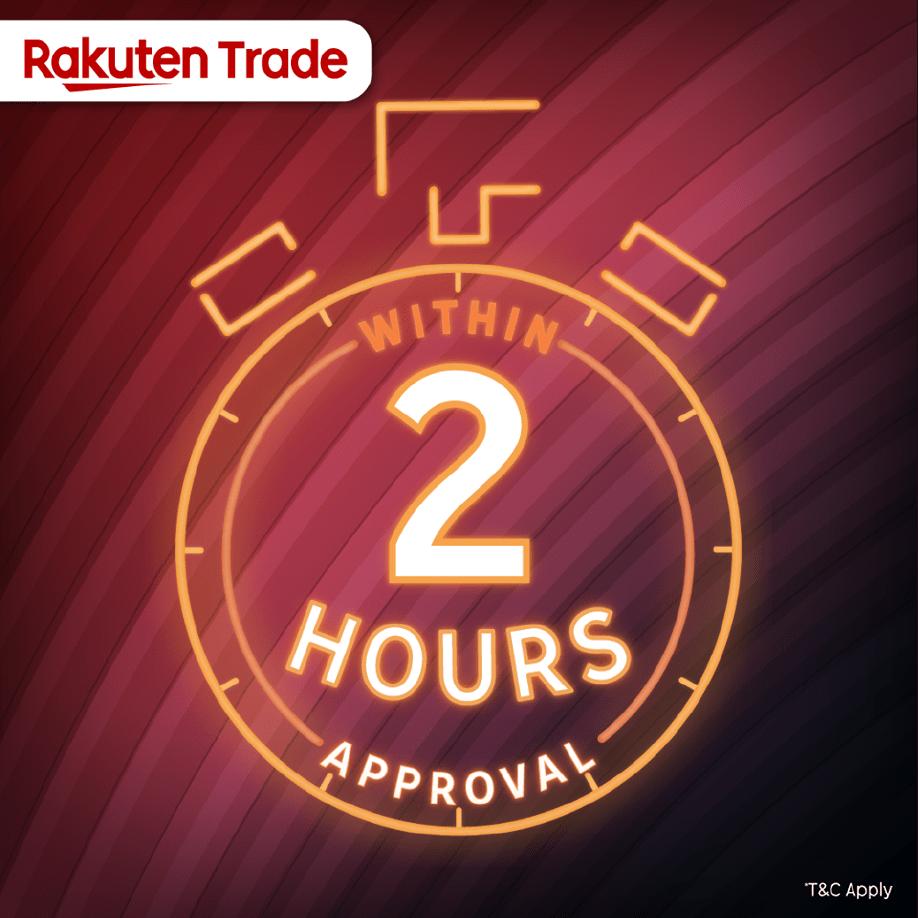 Rakuten Trade Facebook Ads Image 2